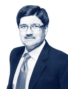 Picture of Nemkumar (Nemy) Banthia, CEO & Scientific Director of IC-IMPACTS