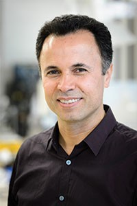 Photo of Dr. Madjid Mohseni
