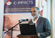 Mr. Barj Dhahan, IC-IMPACTS Board Chair